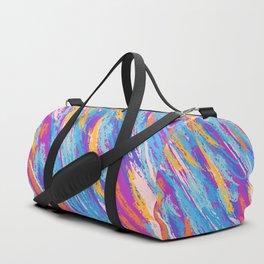 Rebellion of summer colors Duffle Bag