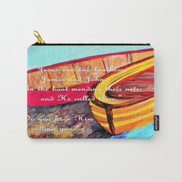 Do You Hear Him Calling? Carry-All Pouch