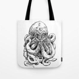 Octopus V Tote Bag
