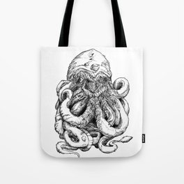 Octopus V Tote Bag