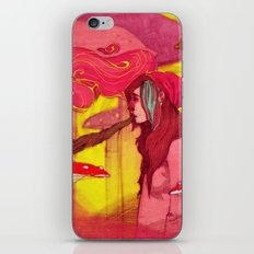 Chillout iPhone Skin