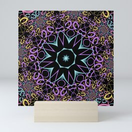 joy and energy -23- Mini Art Print