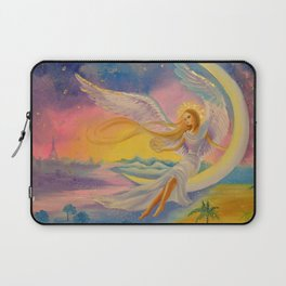 Angel of well-being Laptop Sleeve