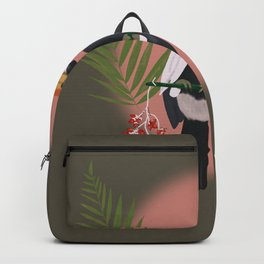 A fruity day for the hornbill Backpack
