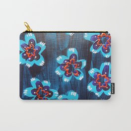 Santa Fe Rose Carry-All Pouch