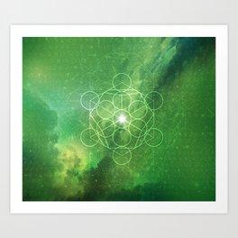 The Philosophers Mind Art Print