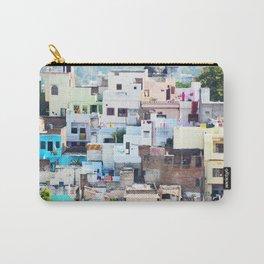 Udaipur, India neighborhood Carry-All Pouch