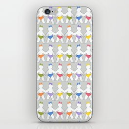 You Go Girl iPhone Skin