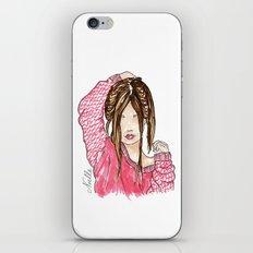 El'Lee Fashion Illustration iPhone & iPod Skin