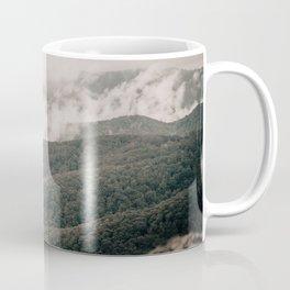 Foggy Mountain Tops Coffee Mug