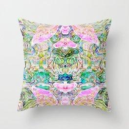 Fairy Land Throw Pillow