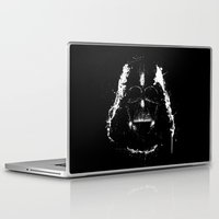 vader Laptop & iPad Skins featuring Vader by Purple Cactus