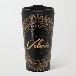 Night Court, Velaris, City of Starlight - ACOTAR Travel Mug