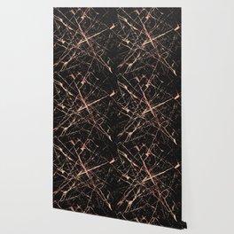 Copper Splatter 091 Wallpaper