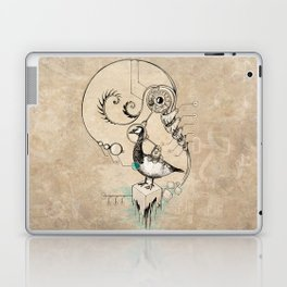 TimeLoopParadox // (metaphysical goose) Laptop & iPad Skin