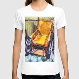 The Old Wheelchair T-shirt