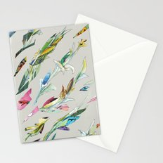 plant specimen 1 - neutral Stationery Cards
