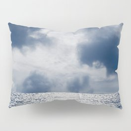 Where the Sky meets the Sea Pillow Sham