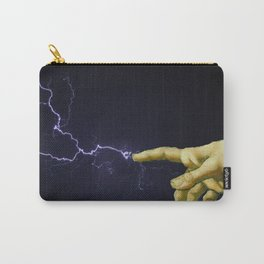 Finger of God Carry-All Pouch