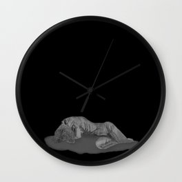 Dark Despair Wall Clock