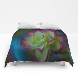 Cote d'Azur Bloom Comforters
