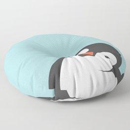 Penguin Floor Pillow