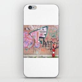 Cluj Graffiti iPhone Skin