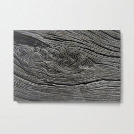 Driftwood #6 Metal Print