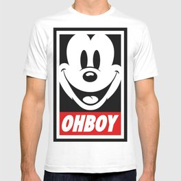 Oh Boy! T-shirt
