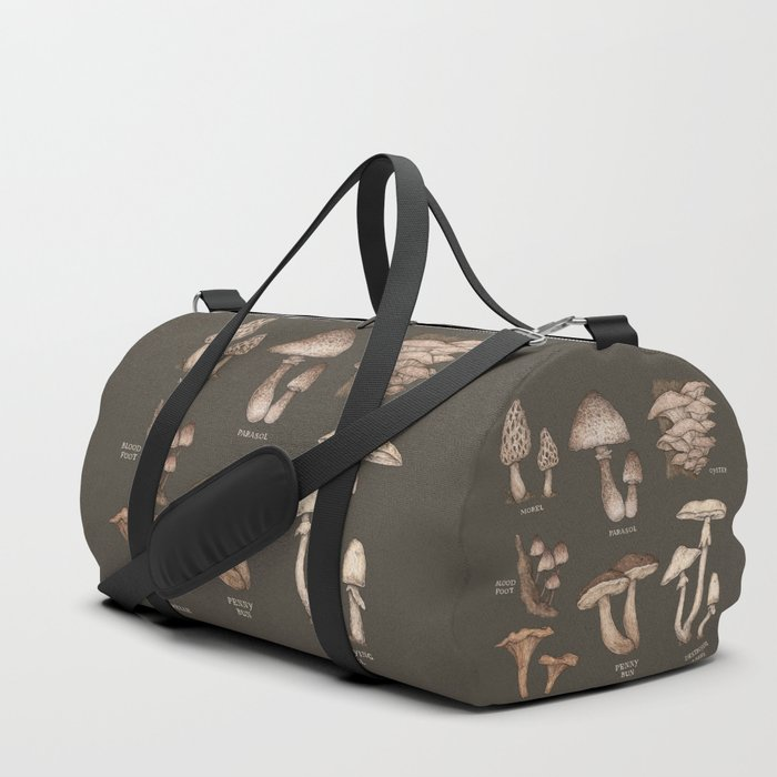 Mushrooms Duffle Bag