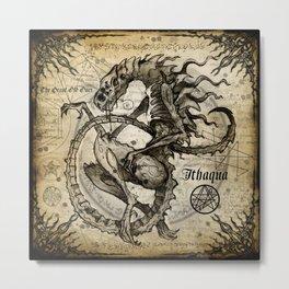 Ithaqua Metal Print