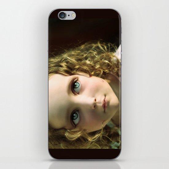 Manga Mila iPhone & iPod Skin