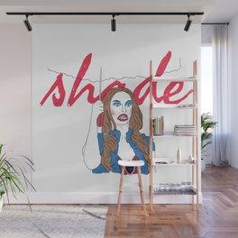 Shade! Wall Mural