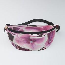 Lilac Hydrangea Fanny Pack
