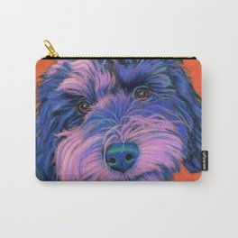 Winnie the schnoodle Carry-All Pouch