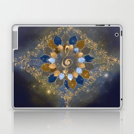 Treble Cosmos Laptop & iPad Skin