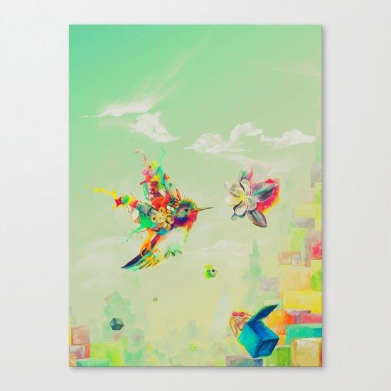 Bittersweet Memories Canvas Print