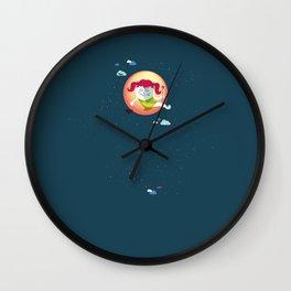 Lunetta Wall Clock