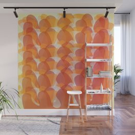 The Jelly Wave Collection Wall Mural