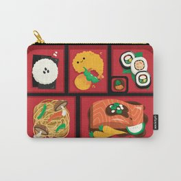 Sushi Bento Box Carry-All Pouch