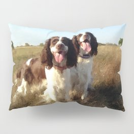 A Day In The Field Pillow Sham