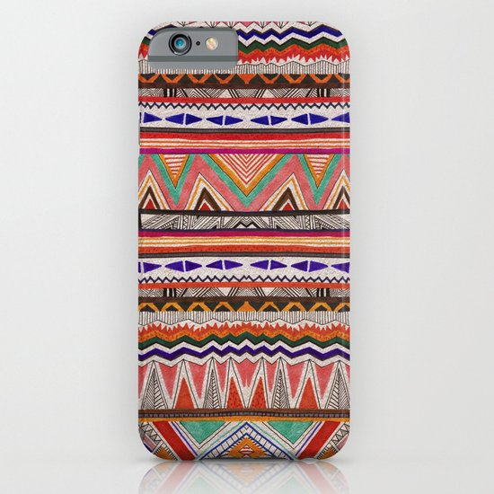TRIBAL NOMAD iPhone & iPod Case