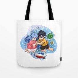 Gruvia - Ponyo Tote Bag