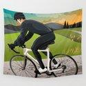 Road Cyclist by chillyzebra