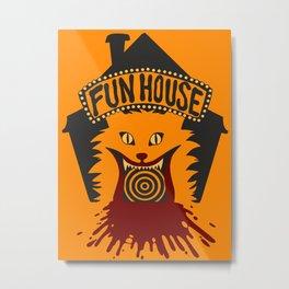 Fun House Metal Print