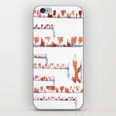 Fox Run iPhone & iPod Skin