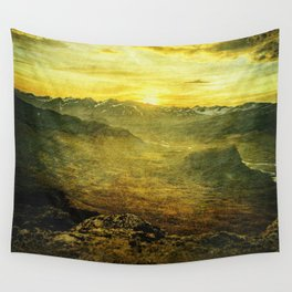 Nature's Sigh Wall Tapestry