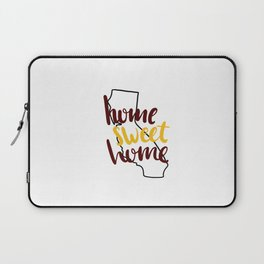 Home Sweet Home California USC Laptop Sleeve