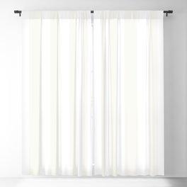 Winter Stripes Blackout Curtain