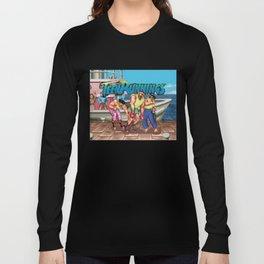 Teen Runnings - SF Long Sleeve T-shirt